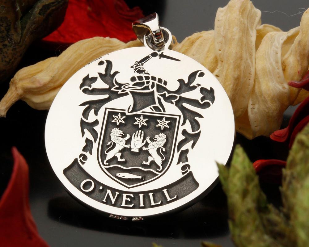 Oneill Family Crest