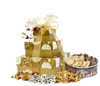 Elegantly Ornamented 3 Tier Tower with Treats