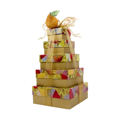 Perfectly Peared 5 Tier Tower