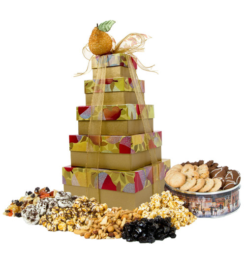 Perfectly Peared 5 Tier Tower with Treats