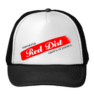 BlackCotton | Red Dirt Premier Flatbill Snapback Trucker WH-BLK