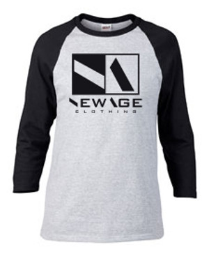 New Age Clothing | Premier HGY-BLK-BLK Raglan