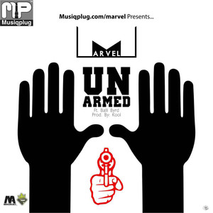 Marvel - Unarmed Cover Artwork