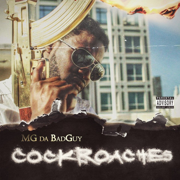 MG Da BadGuy | Cock Roaches Single Cover