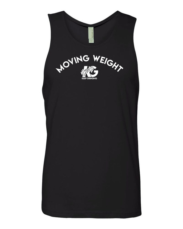 Keep Grinding Apparel | Moving Weight Tanks