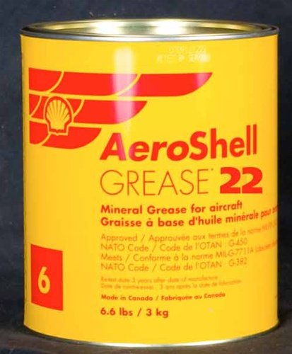 Aeroshell Grease 22 3ltr