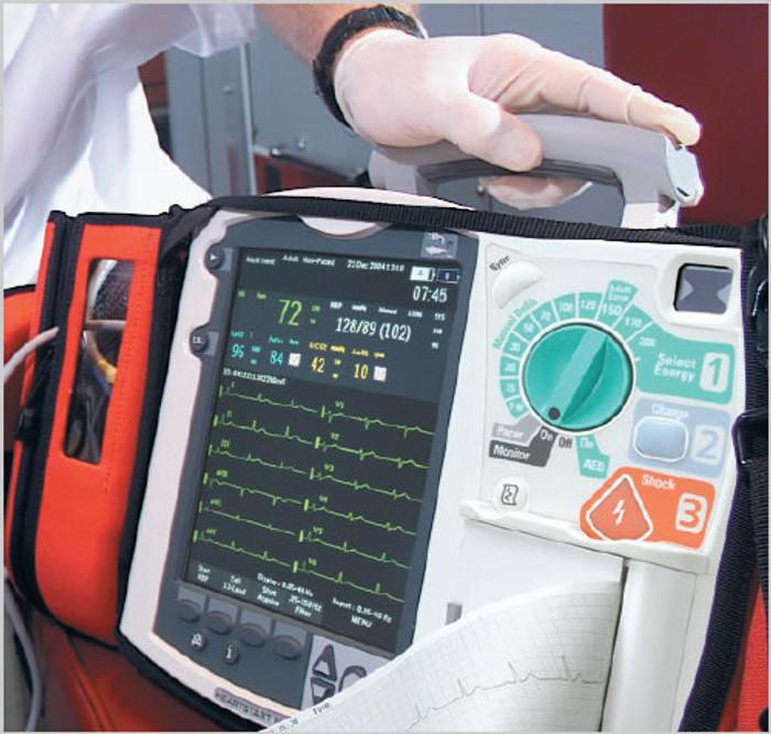 how to use cardiac monitor