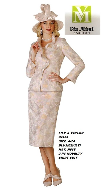 LILY & TAYLOR #4139__ 2 PC NOVELTY SUIT  COLOR: BLUSH/MULTI(H565)  SIZE:4-24  FOR MORE IMFORMATION AND PRICE PLEASE GIVE US A CALL   WE BEAT  ALL PRICES !!!!  VIA MIMI FASHION  1333 S. SANTEE ST.  LA,CA.90015  TEL: (213)748-MIMI (6464)  FAX: (213)749-MIMI (6464)  E-Mail: mimi@viamimifashion.com  http://viamimifashion.com  https://www.facebook.com/viamimifashion    https://www.instagram.com/viamimifashion  https://twitter.com/viamimifashion