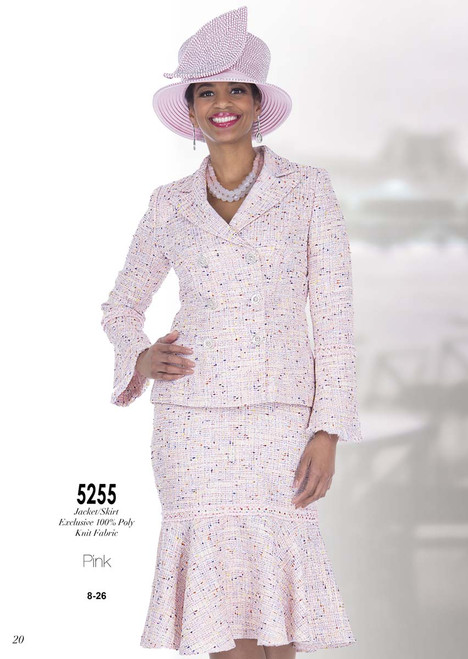 ELITE #5255_ 2 PC KNIT SET  COLOR: PINK  SIZE: 8-26  FOR MORE IMFORMATION AND PRICE PLEASE GIVE US A CALL   WE BEAT  ALL PRICES !!!!  VIA MIMI FASHION  1333 S. SANTEE ST.  LA,CA.90015  TEL: (213)748-MIMI (6464)  FAX: (213)749-MIMI (6464)  E-Mail: mimi@viamimifashion.com  http://viamimifashion.com  https://www.facebook.com/viamimifashion    https://www.instagram.com/viamimifashion  https://twitter.com/viamimifashion