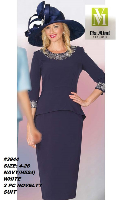 LILY TAYLOR STYLE #3944/2 PC NOVELTY SUIT !!  COLOR: NAVY (H524) , WHITE  SIZE: 4-26  FOR PRICE AND MORE IMFORMATION  PLEASE GIVE US A CALL   WE BEAT  ALL PRICES !!!!  VIA MIMI FASHION  1333 S. SANTEE ST.  LA,CA.90015  TEL: (213)748-MIMI (6464)  FAX: (213)749-MIMI (6464)  E-Mail: mimi@viamimifashion.com  http://viamimifashion.com  https://www.facebook.com/viamimifashion    https://www.instagram.com/viamimifashion  https://twitter.com/viamimifashion