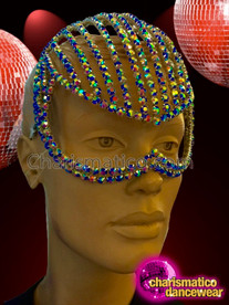CHARISMATICO Fabulous stunning colored eye mask