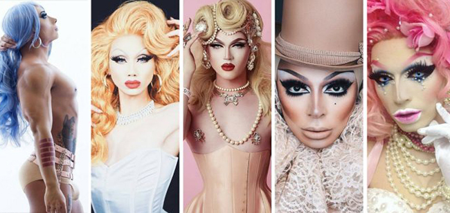 9 Ideas to a Glamorous Cabaret Queen Look