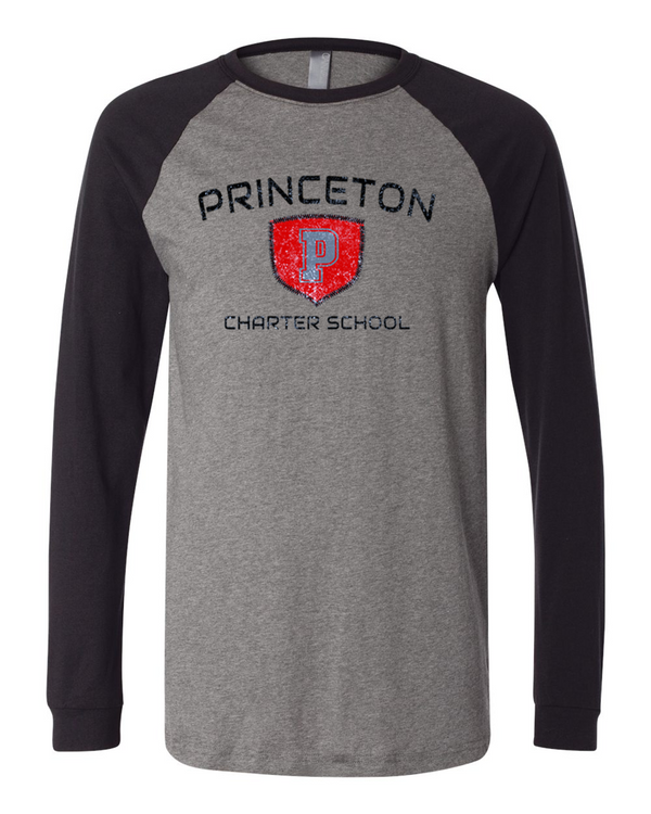 PCS Raglan gameday tee