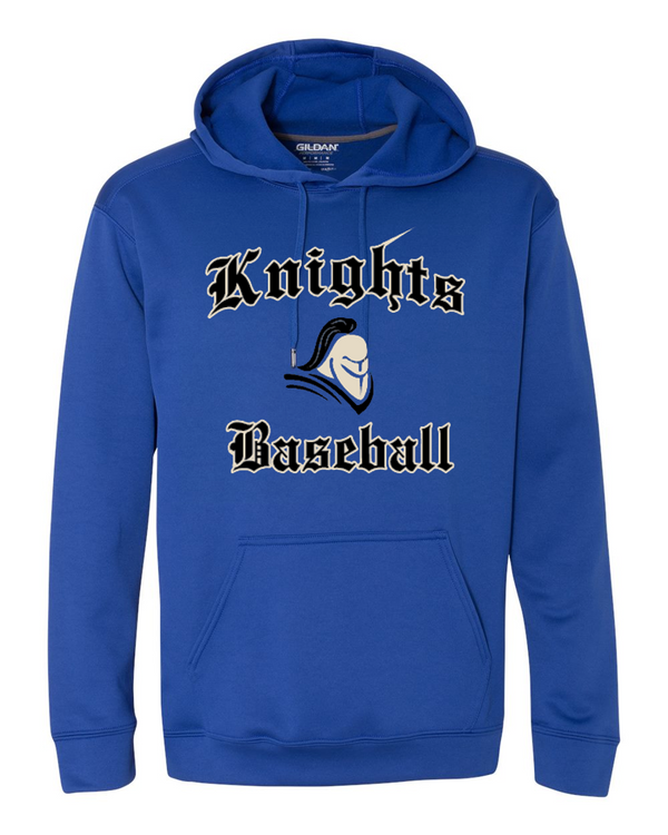 WWP-North Baseball Performance pullover