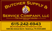 THE BUTCHER SUPPLY COMPANY