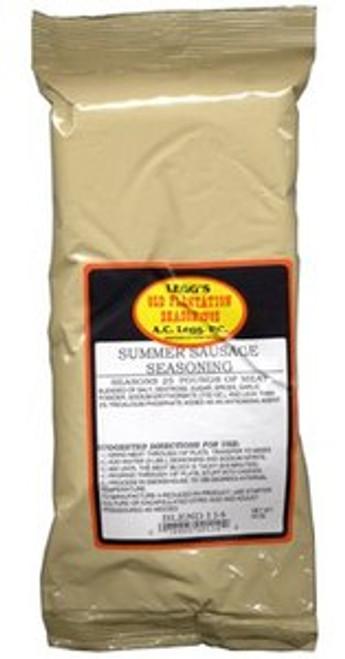 Blend # 114 - Legg's Old Plantation Summer Sausage Seasoning