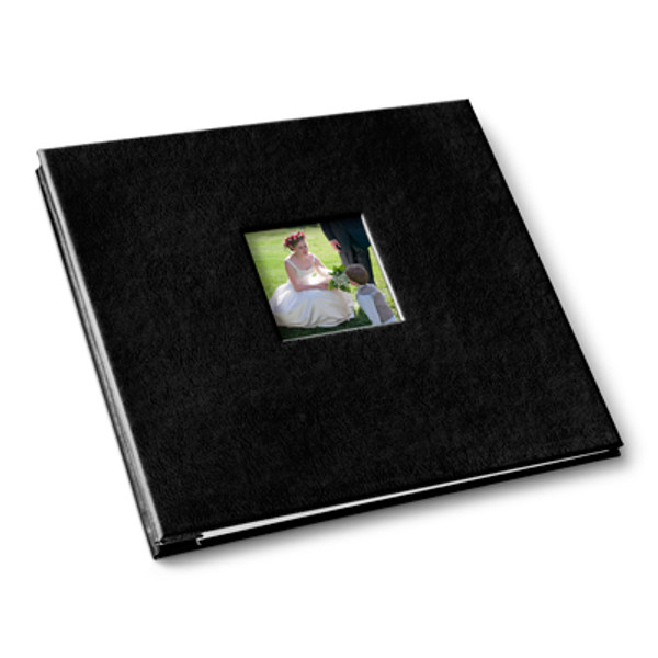 Black Post Bound Album