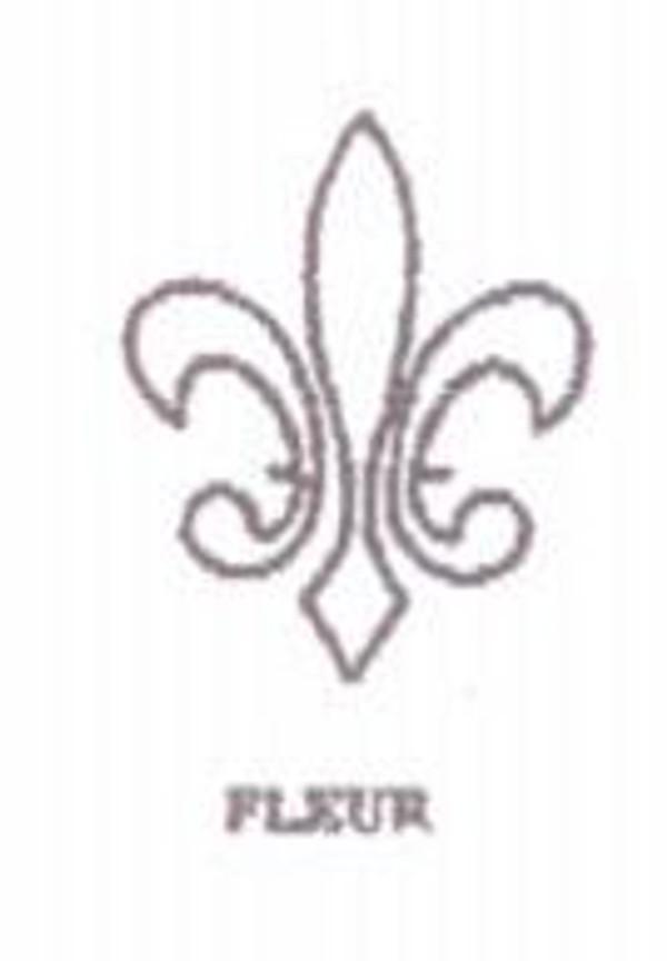 the elegant fleur de lis