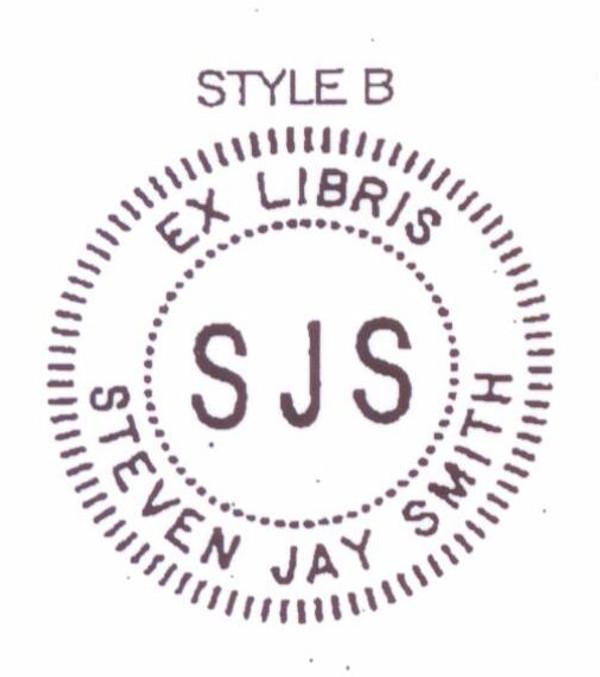 Style #D Ex Libris