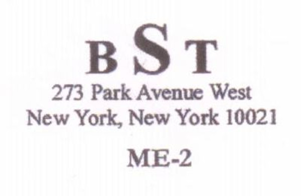 Monogram Address #2