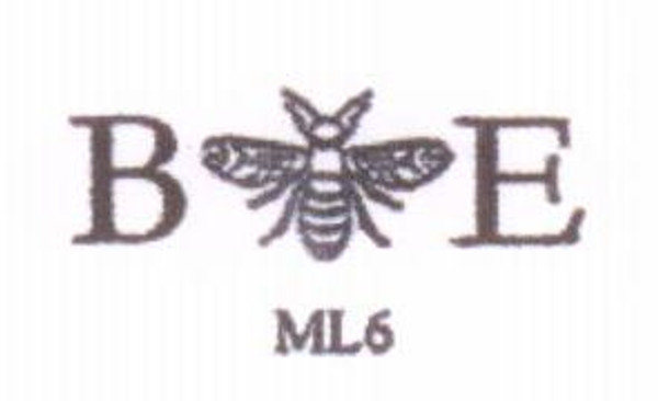 bee special with our Timeless Bee Monogram