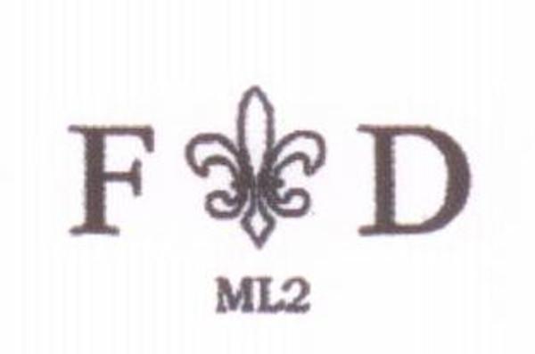 Monogram with Fleur di Lys