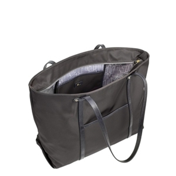 Boston Bag - Charcoal Black
