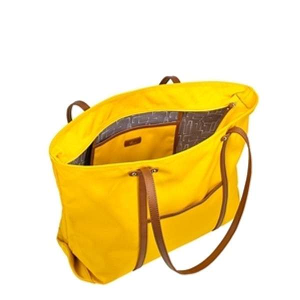 Boston Bag - Marigold Interior