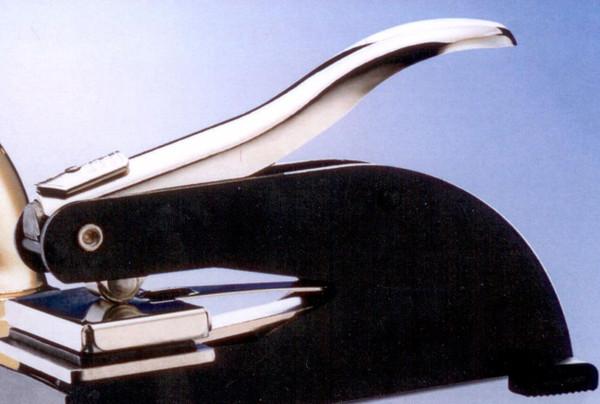 Standard Desk Embosser and Long Reach Desk Embosser
