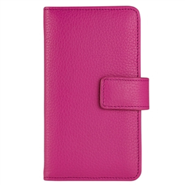 iPhone 6S / 6 Case Sunset Pink Leather