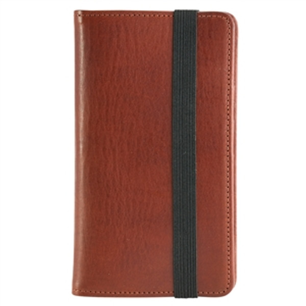 iPhone 6S / 6 Case Italian Brown Leather