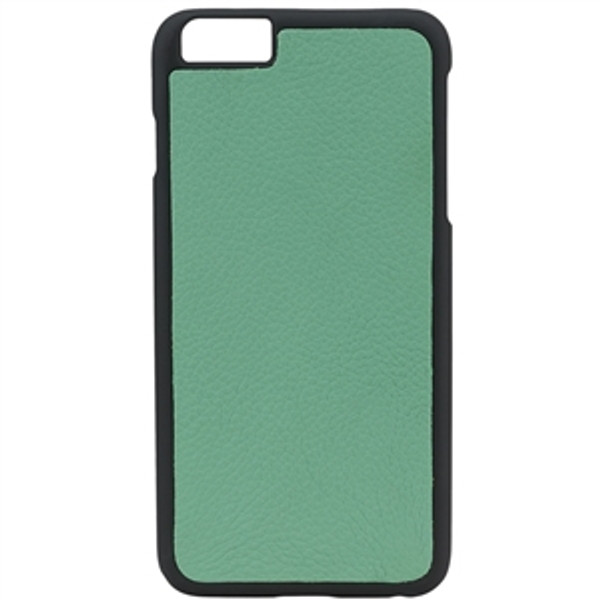 Sea Green Leather  IPhone 6/6s Plus Case