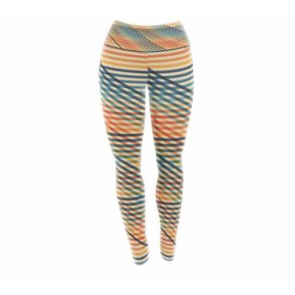 Diagonal Stripe Yoga Pants/Leggings - embody the meridians and connectivity within us all