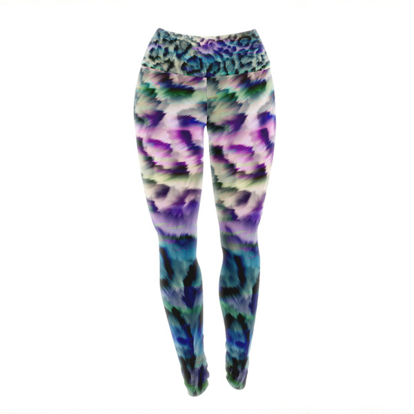 Wild and Free Yoga Pants/Leggings - the name says it all - Just Be