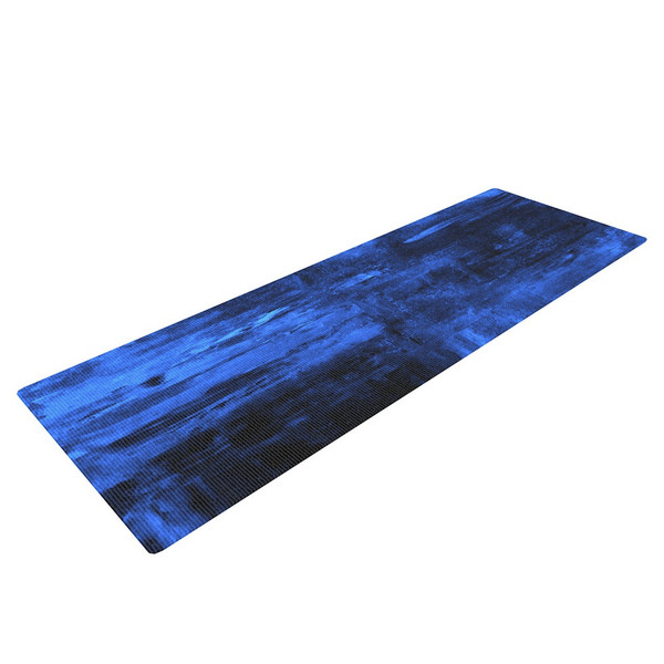 Deep Sea Blue Yoga Mat - Bliss!