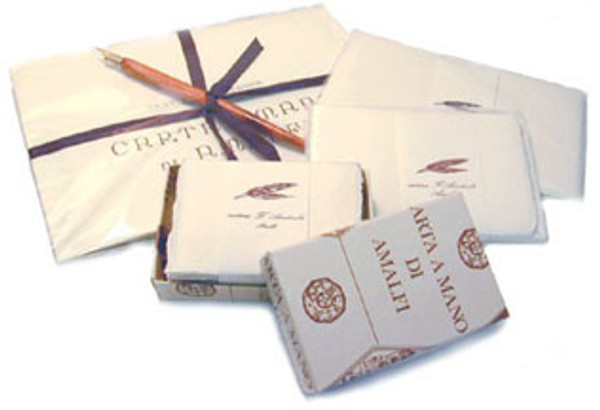 Amalfi Folded Informal Cards 3 1/4 x 5