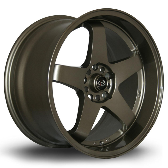 Rota GTR-D 18x10 ET12 5x114 Bronze