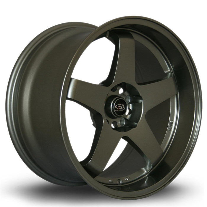 Rota GTR-D 18x9.5 ET12 5x114 Bronze