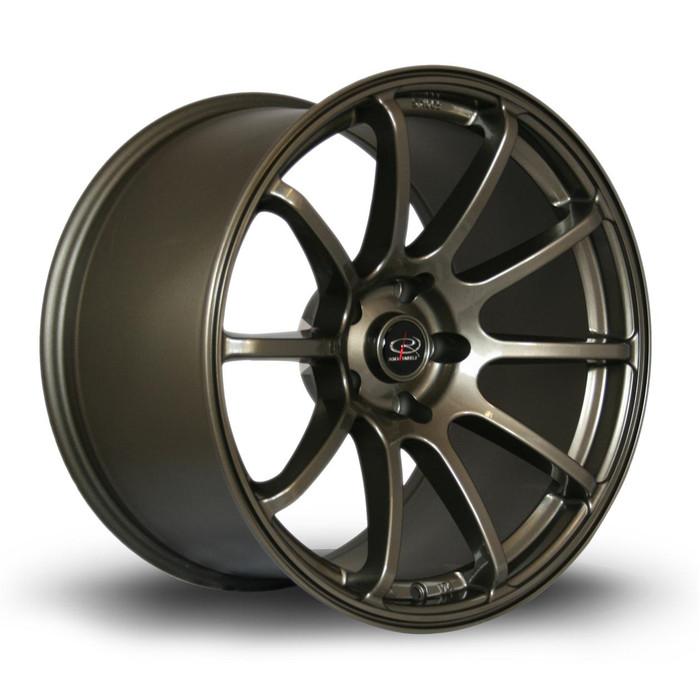 Rota Force 18x10.5 ET40 5x114 Bronze