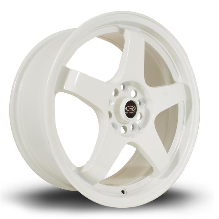 Rota GTR 17x7.5 ET45 4x108 White
