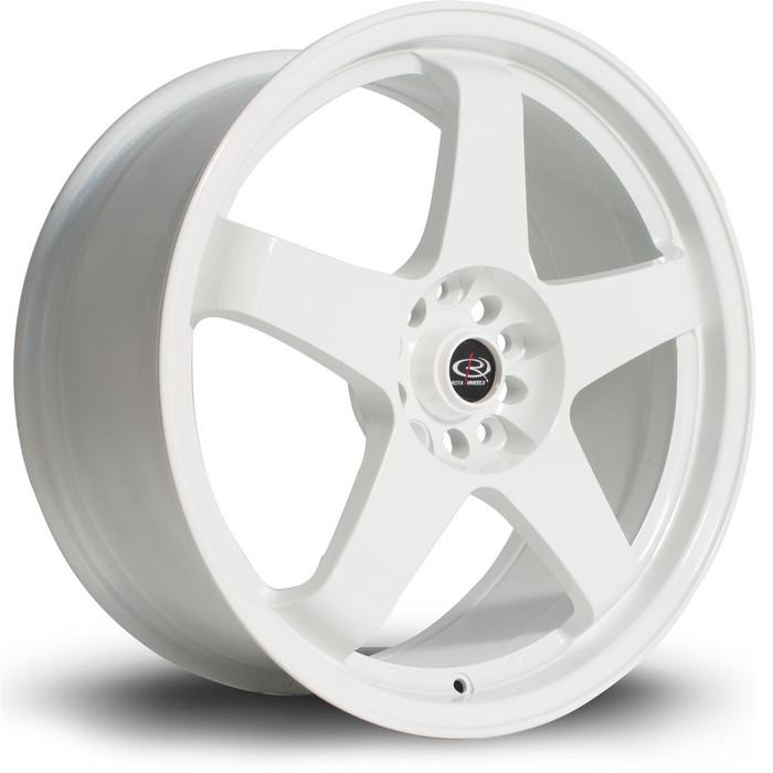 Rota GTR 18x8.5 ET35 5x114 White