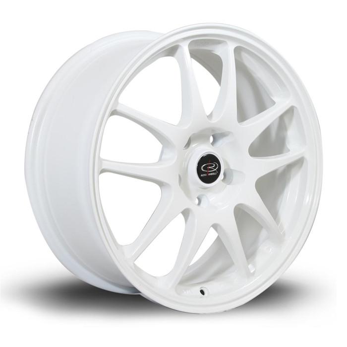 Rota Torque 17x7.5 ET45 4x100 White