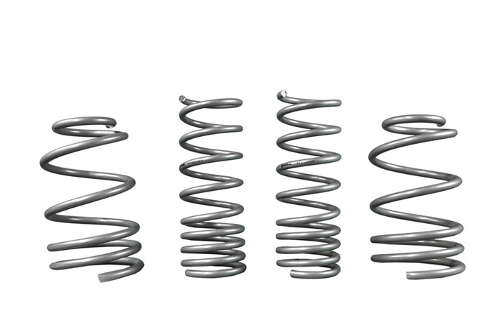 Whiteline WSK-FRD008 F and R Coil Springs - lowered FORD FOCUS LZ RS   2016-ON 4CYL-srbpower-com