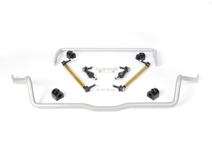 Whiteline BFK003 F and R Sway bar - vehicle kit MAZDA MAZDA3 BK EXCL MPS  2003-9/2009 4CYL-srbpower-com