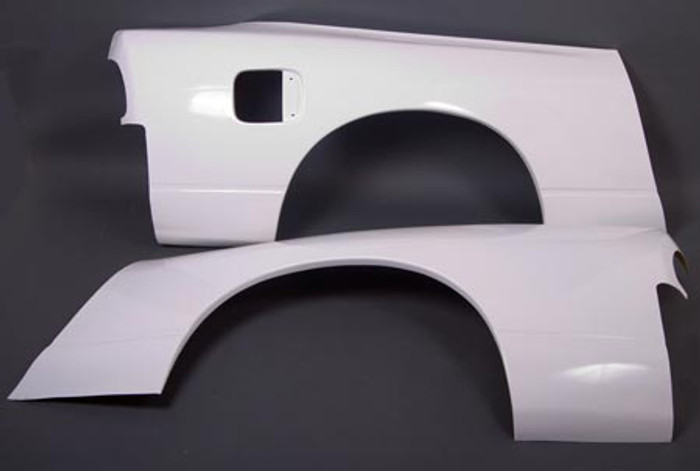 SRB POWER - NISSAN S13 / 180SX +50mm TYPE 1 REAR FENDERS