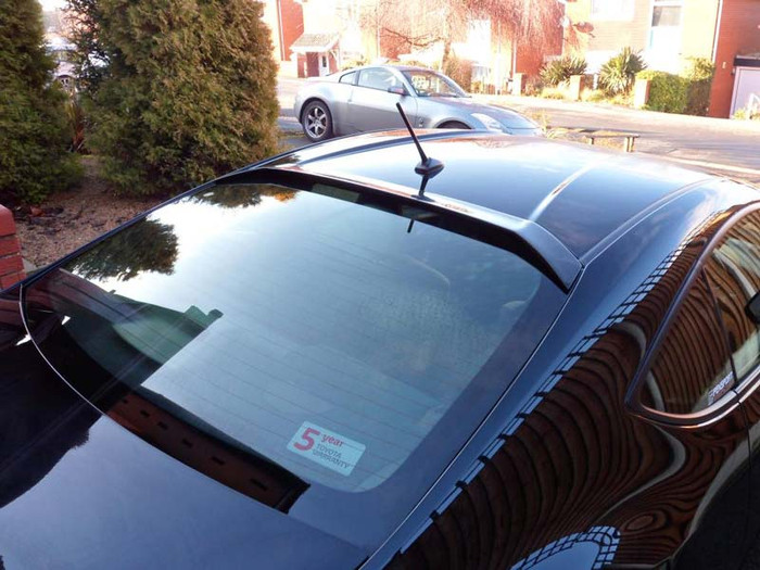 SRB Power - Rear Window Spoiler Toyota GT86 & Subaru BRZ