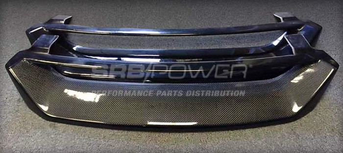 SRB POWER - S14A FIBREGLASS FRONT GRILLE