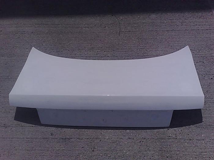 SRB POWER - S14 FIBREGLASS BOOT SKIN - APPROX 3KG (NOT FULL BOOT)