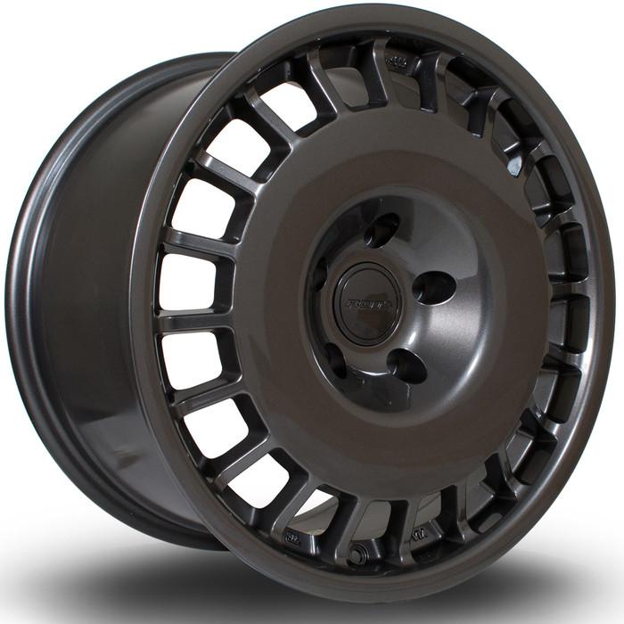 Rota D154 17x8.5 ET38 5x120 Gunmetal srbpower.com