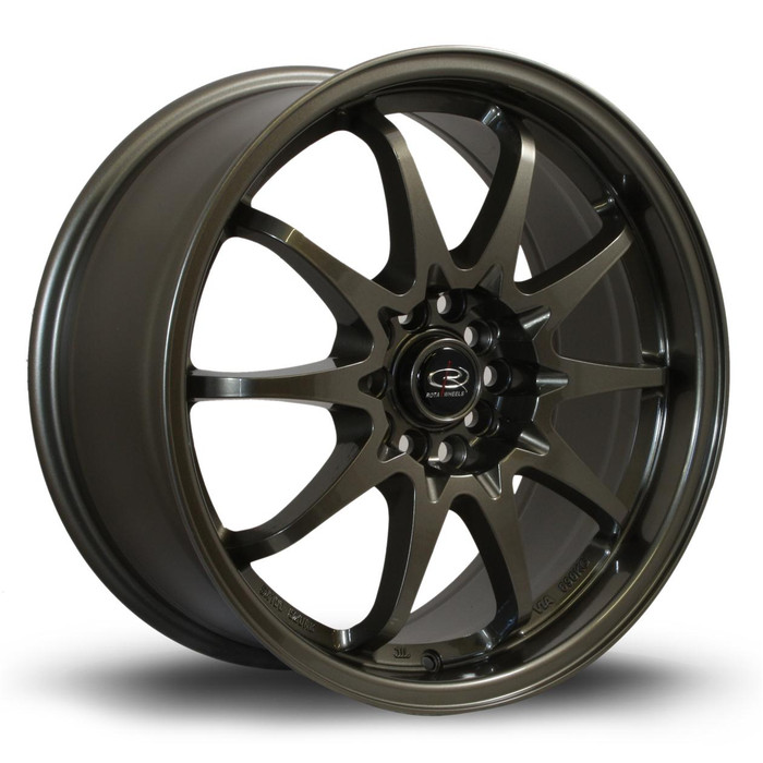Rota Fight 17x8 ET48 5x100/114 Bronze srbpower.com